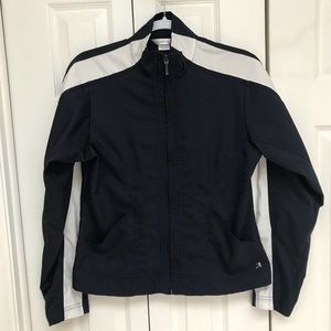 Ativa Medium Jacket Navy Womens Fall